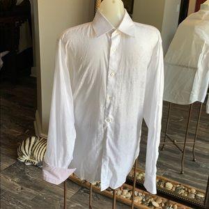 Bugatchi Mens Long Sleeve Shirt